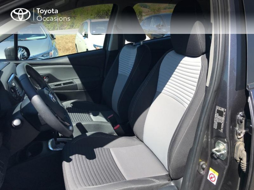 Photo voiture TOYOTA Yaris 100h Dynamic 5p MY19     occasion en vente à Albi à 13490 euros