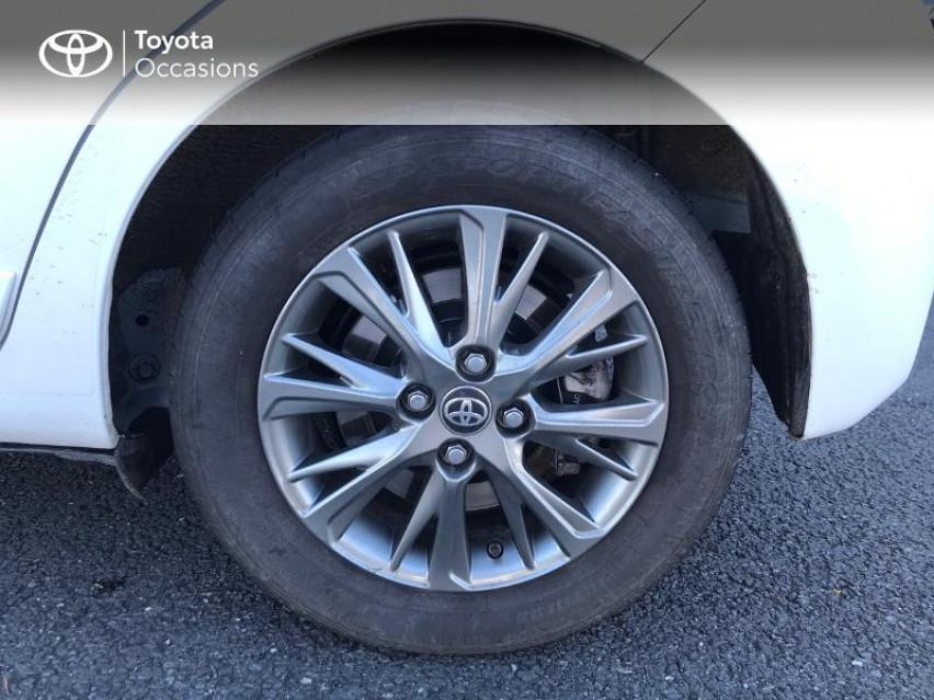 Photo voiture TOYOTA Yaris 100h Dynamic 5p     occasion en vente à Albi à 12590 euros