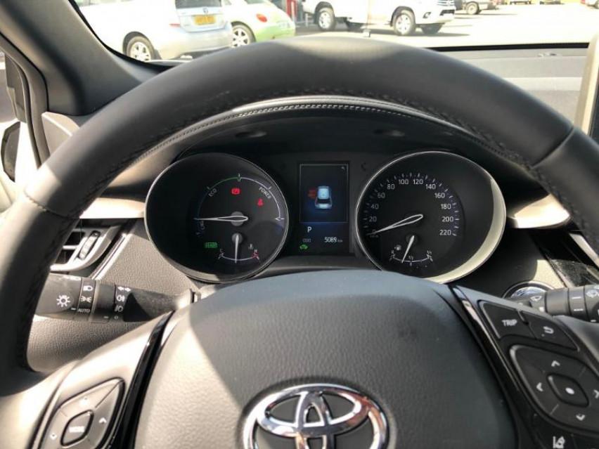 Photo voiture TOYOTA C-HR 122h Edition 2WD E-CVT     occasion en vente à Albi à 27600 euros