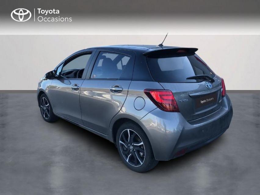 Photo voiture TOYOTA Yaris HSD 100h Collection 5p     occasion en vente à Albi à 13590 euros