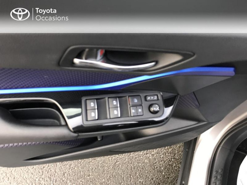 Photo voiture TOYOTA C-HR 122h Graphic 2WD E-CVT     occasion en vente à Albi à 18240 euros