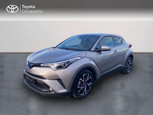 achat Toyota C-HR occasion à Albi