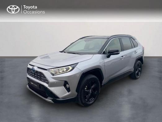 achat Toyota RAV4 occasion à Albi