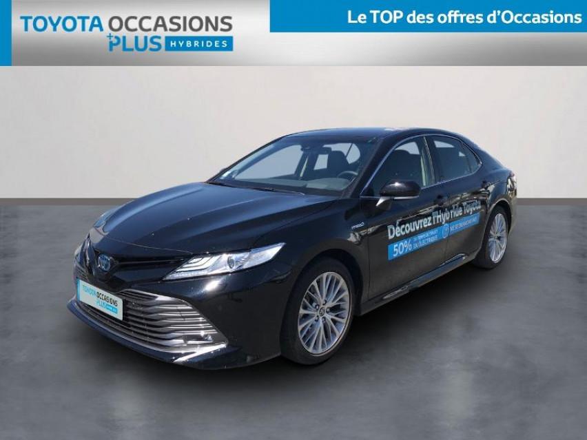 Photo voiture TOYOTA Camry Hybride 218ch Lounge     neuve en vente à Albi à 38290 euros