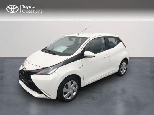 achat Toyota Aygo occasion à Albi