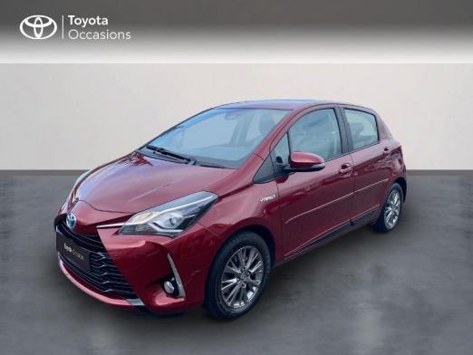 achat Toyota Yaris occasion à Albi
