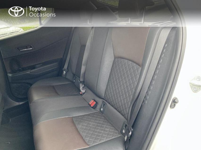 Photo voiture TOYOTA C-HR 122h Distinctive 2WD E-CVT     occasion en vente à Albi à 19870 euros