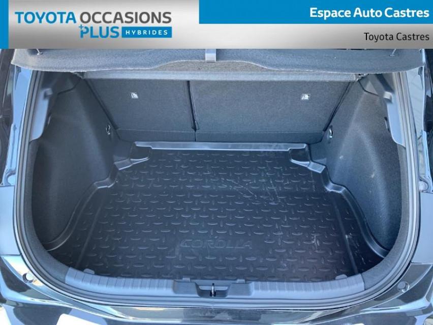 Photo voiture TOYOTA Corolla 122h Design     neuve en vente à Castres à 24447 euros