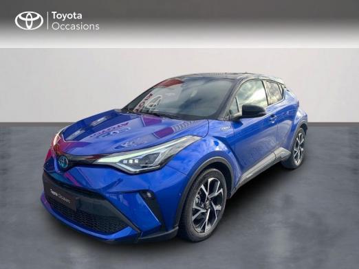 achat Toyota C-HR neuve à Castres