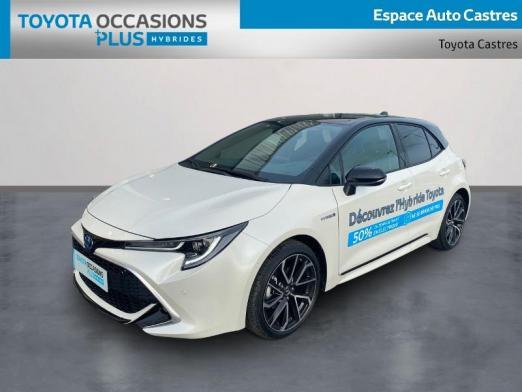 achat Toyota Corolla neuve à Castres