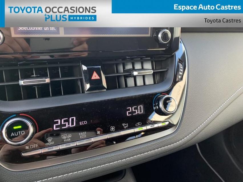 Photo voiture TOYOTA Corolla 184h Design     neuve en vente à Castres à 23990 euros