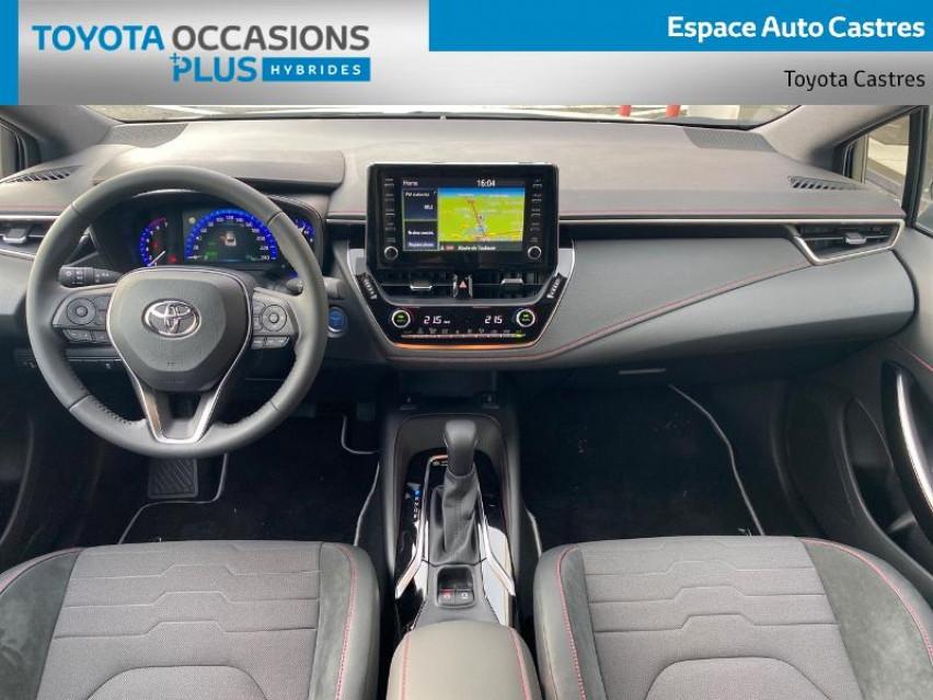 Photo voiture TOYOTA Corolla 122h Collection MY20     neuve en vente à Castres à 25590 euros