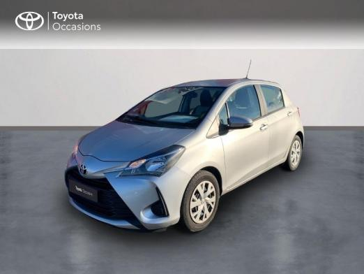 achat Toyota Yaris occasion à Castres