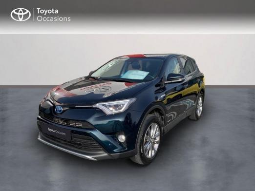 achat Toyota RAV4 neuve à Castres