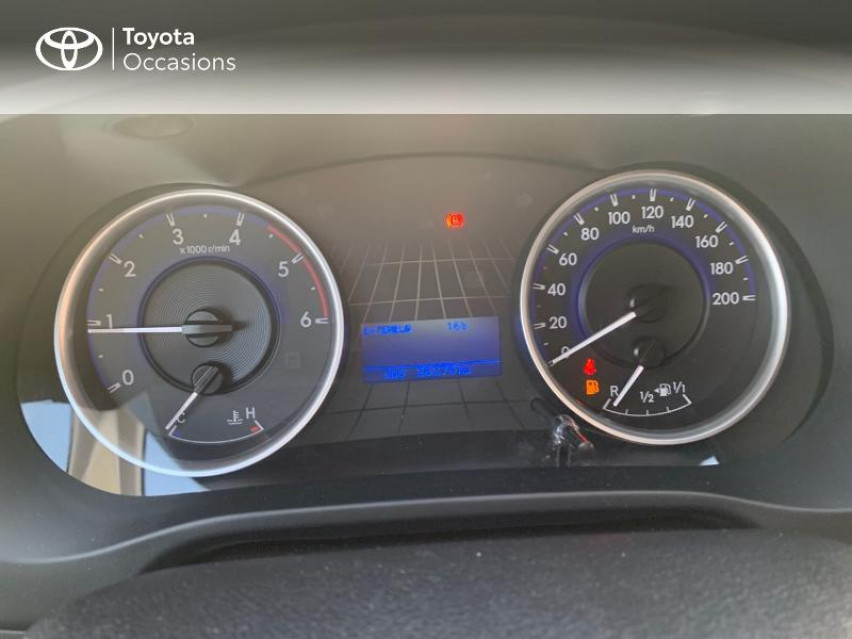 Photo voiture TOYOTA Hilux VUL 2.4 D-4D 150ch X-Tra Cabine LeCap 4WD     occasion en vente à Castres à 25990 euros