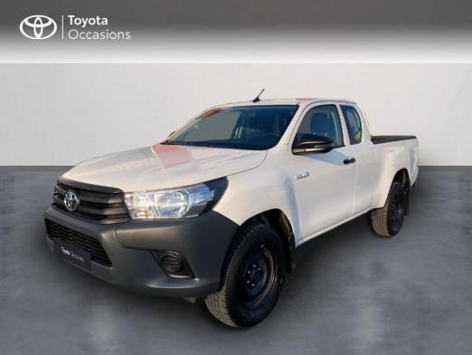 achat Toyota Hilux VUL occasion à Castres