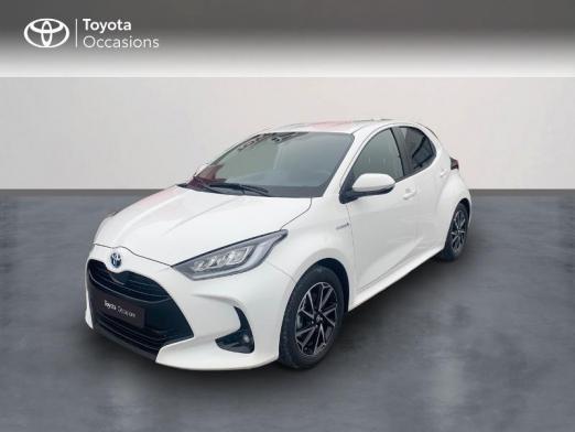 achat Toyota Yaris neuve à Castres