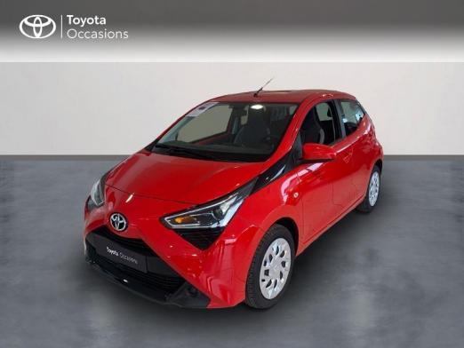 achat Toyota Aygo neuve à Castres
