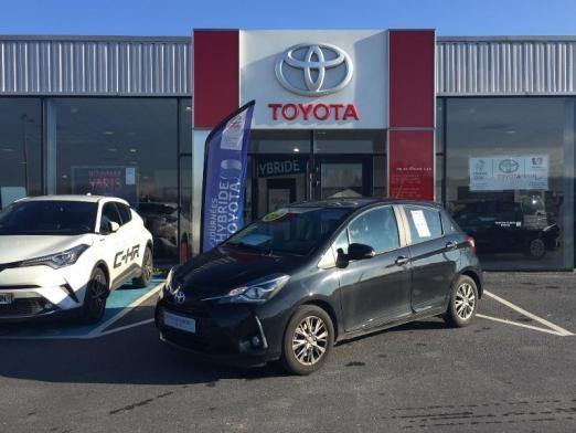 achat Toyota Yaris occasion à Castres