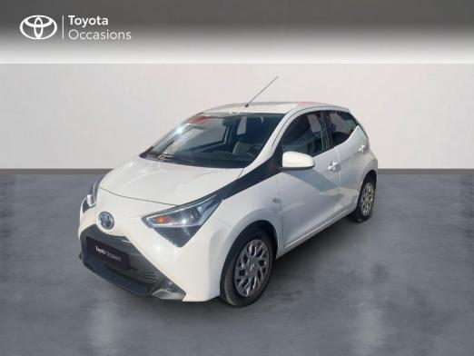 achat TOYOTA Aygo occasion à Castres