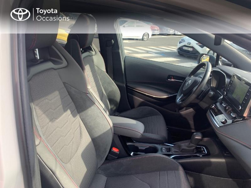 Photo voiture TOYOTA Corolla 184h Collection MY20 8cv     occasion en vente à Castres à 26990 euros