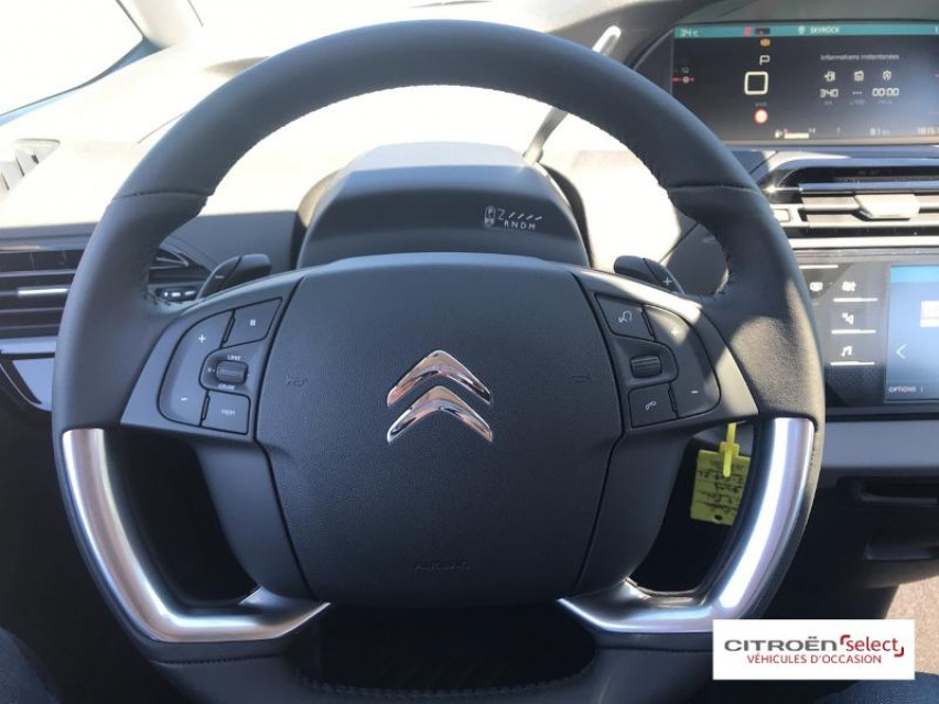 Photo voiture CITROEN Grand C4 SpaceTourer BlueHDi 130ch S&S Feel EAT8 E6.d-TEMP     occasion en vente à Rodez à 23147 euros