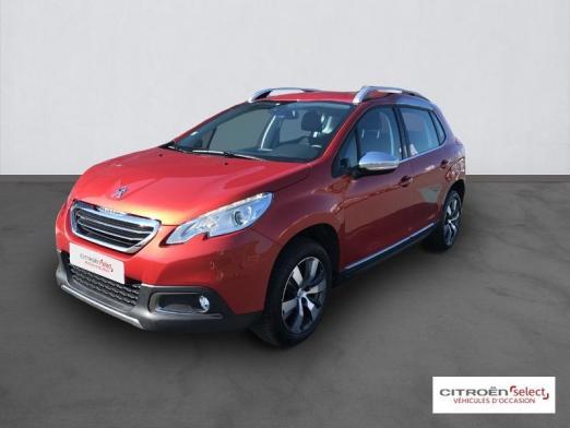 achat Peugeot 2008 occasion à Rodez