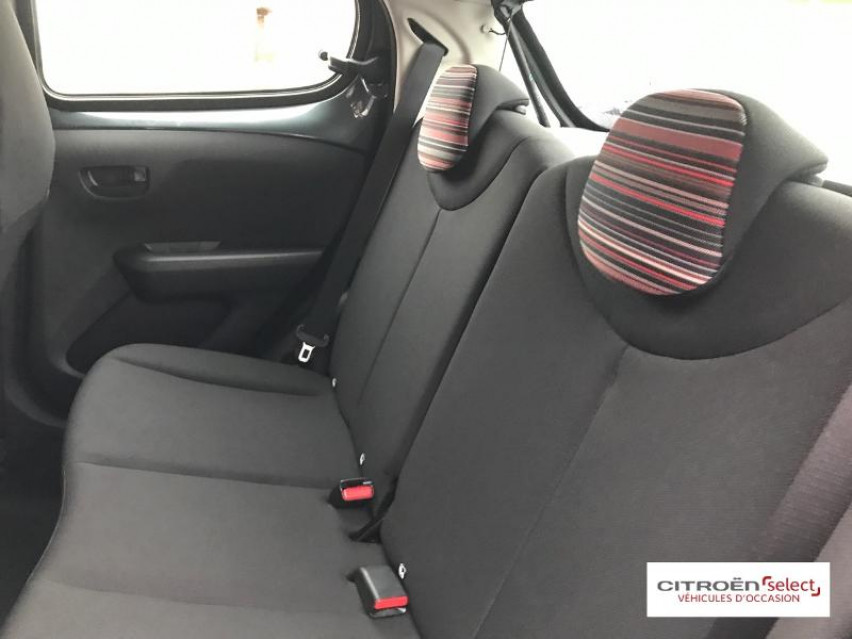 Photo voiture CITROEN C1 VTi 72 S&S Feel 5p E6.d-TEMP     occasion en vente à Figeac à 10 899 euros