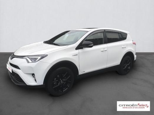 achat Toyota RAV4 occasion à Figeac