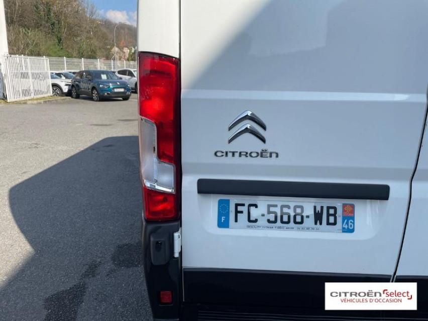 Photo voiture CITROEN Jumper Fg VUL 30 L2H2 2.0 BlueHDi 110 Club     occasion en vente à Figeac à 16985 euros