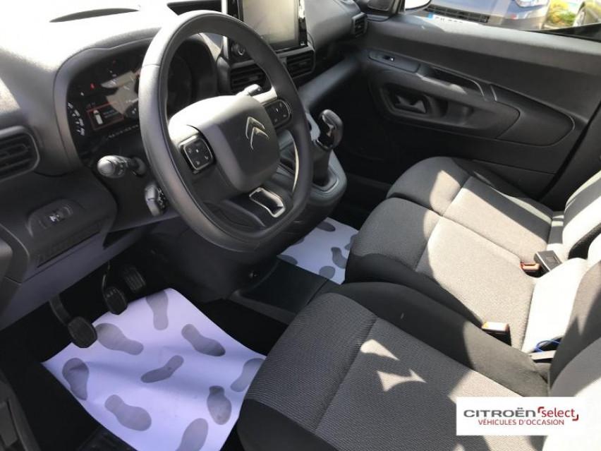 Photo voiture CITROEN Berlingo Van VUL M 650kg BlueHDi 100 S&S Driver     occasion en vente à Figeac à 16990 euros