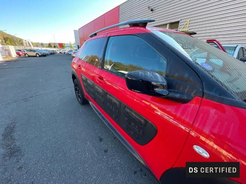 Photo voiture CITROEN C4 Cactus PureTech 110ch S&S Feel EAT6     occasion en vente à Figeac à 13679 euros