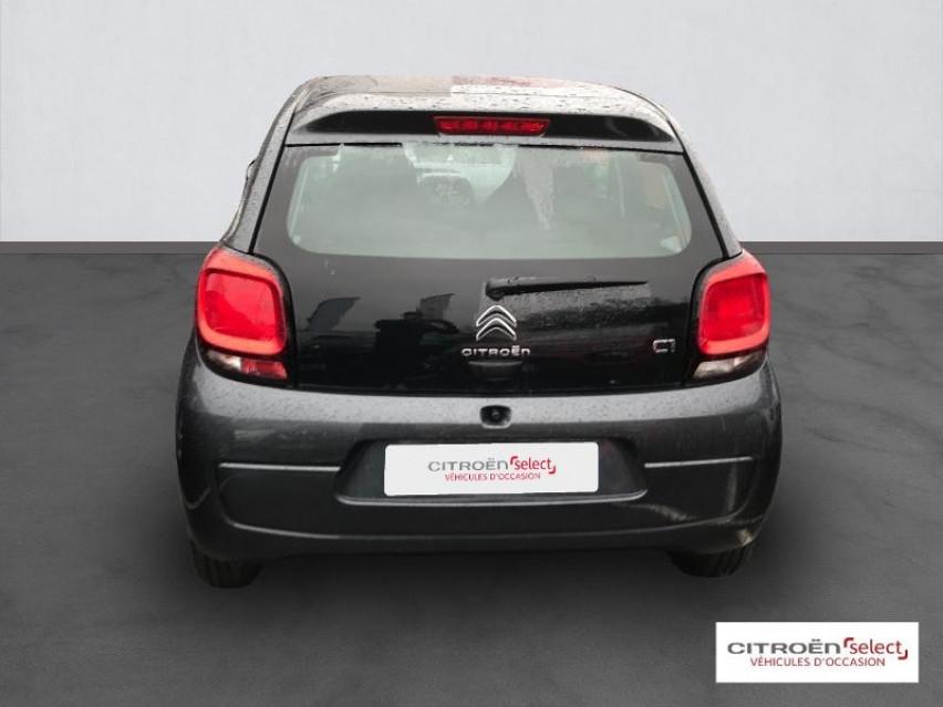 Photo voiture CITROEN C1 VTi 72 S&S Feel 5p E6.d-TEMP     occasion en vente à Figeac à 9988 euros