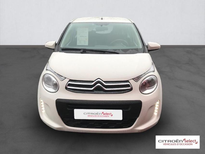 Photo voiture CITROEN C1 VTi 72 S&S Feel 5p E6.d     occasion en vente à Figeac à 9980 euros