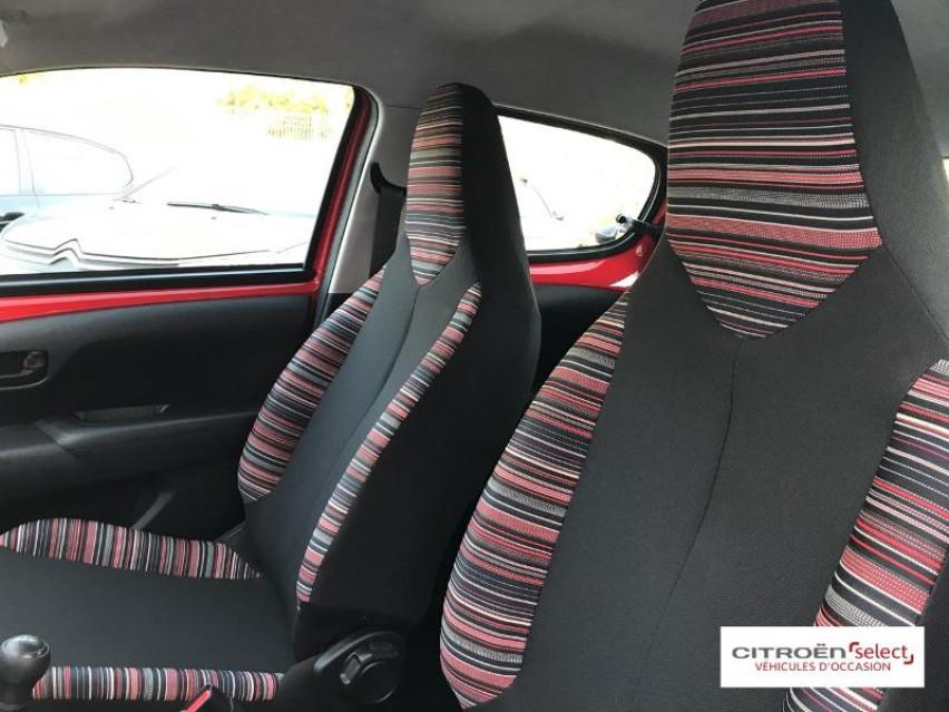Photo voiture CITROEN C1 VTi 72 S&S Feel 5p E6.d-TEMP     occasion en vente à Figeac à 9490 euros