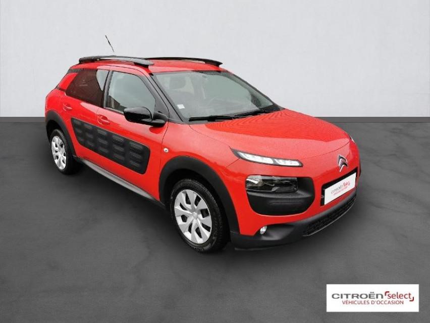 Photo voiture CITROEN C4 Cactus BlueHDi 100 Feel S&S ETG6     occasion en vente à Figeac à 10890 euros