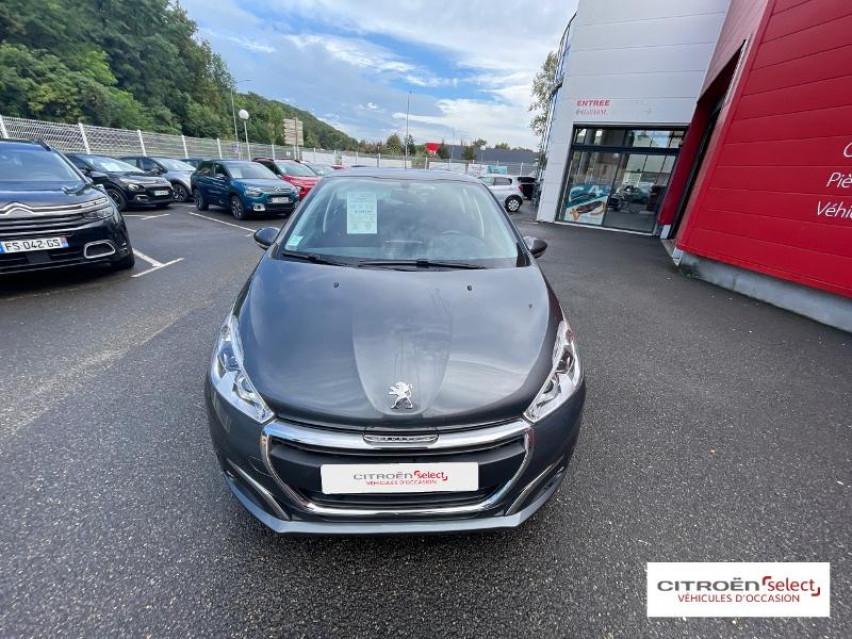 Photo voiture PEUGEOT 208 1.6 BlueHDi 100ch Active 5p     occasion en vente à Figeac à 9890 euros