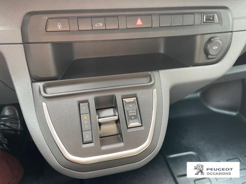 Photo voiture PEUGEOT Expert Fg Standard 100 kW batterie 75 kWh Asphalt     neuve en vente à Castres à 37900 euros