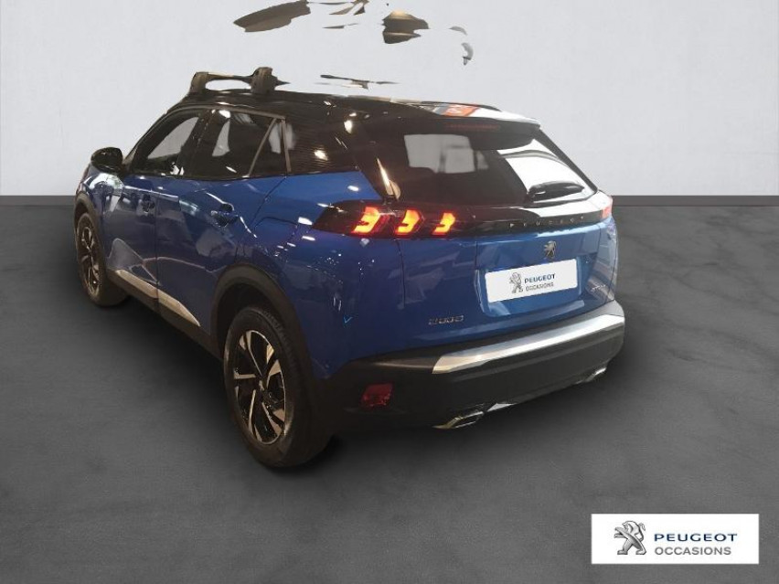 Photo voiture PEUGEOT 2008 1.2 PureTech 130ch S&S GT Line EAT8 7cv     neuve en vente à Castres à 28900 euros