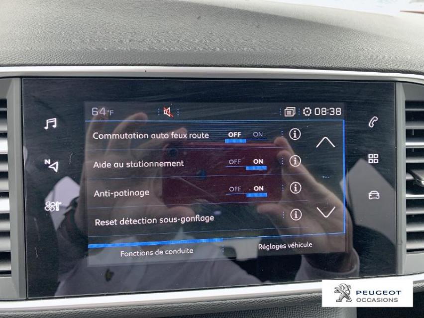 Photo voiture PEUGEOT 308 1.2 PureTech 130ch S&S Allure Pack     occasion en vente à Castres à 22986 euros