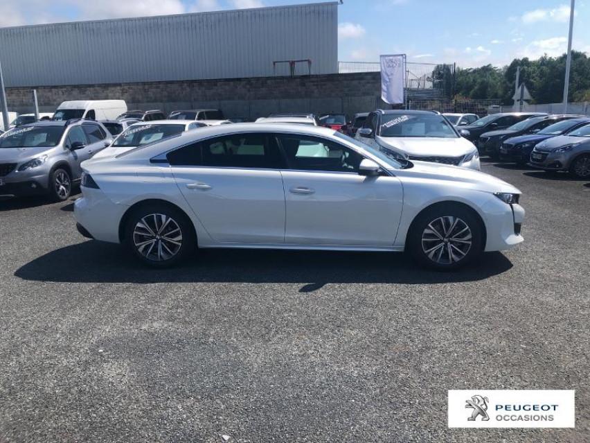 Photo voiture PEUGEOT 508 BlueHDi 130ch S&S Allure     occasion en vente à Albi à 26890 euros