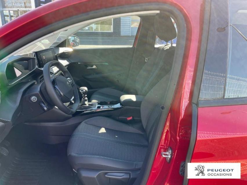 Photo voiture PEUGEOT 208 1.2 PureTech 100ch S&S Allure     neuve en vente à Albi à 20900 euros