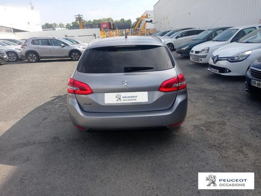 Photo voiture PEUGEOT 308 SW 1.5 BlueHDi 130ch S&S Allure Business EAT8     occasion en vente à Albi à 14490 euros