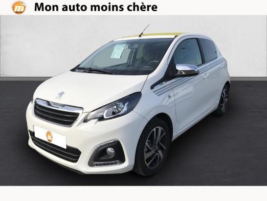 achat Peugeot 108 occasion à Albi
