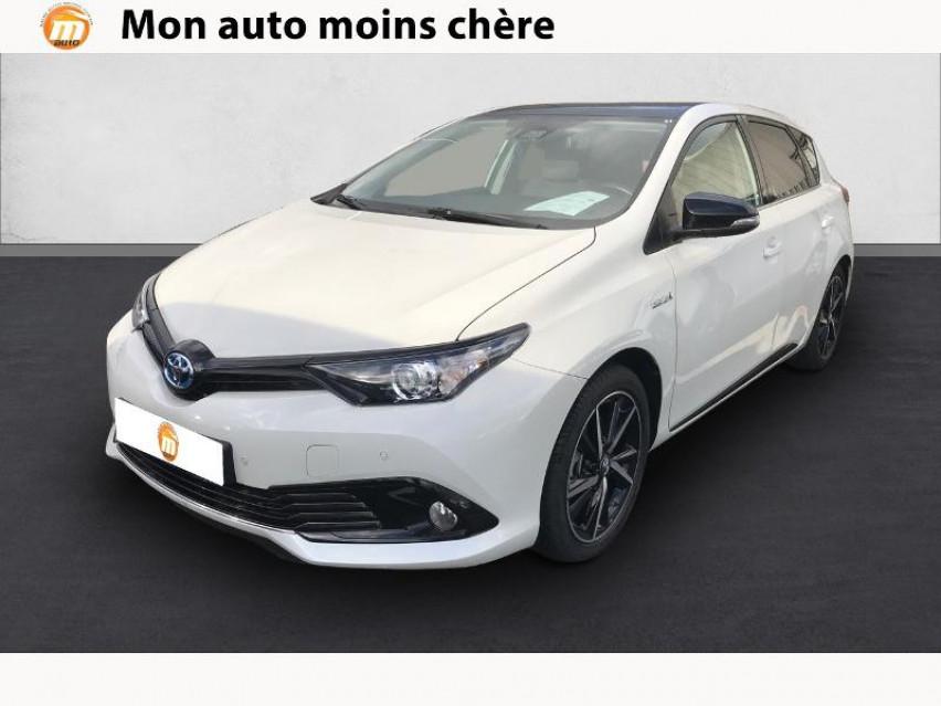 Photo voiture TOYOTA Auris HSD 136h Collection RC18     occasion en vente à Albi à 15980 euros