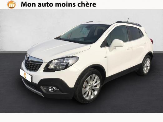 achat Opel Mokka occasion à Albi