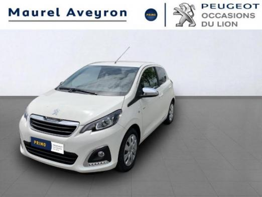achat Peugeot 108 neuve à Rodez