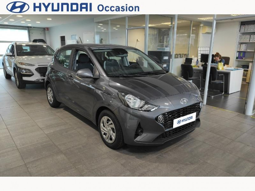 Photo voiture HYUNDAI i10 1.0 67ch ECO Intuitive     neuve en vente à Castres à 11193 euros