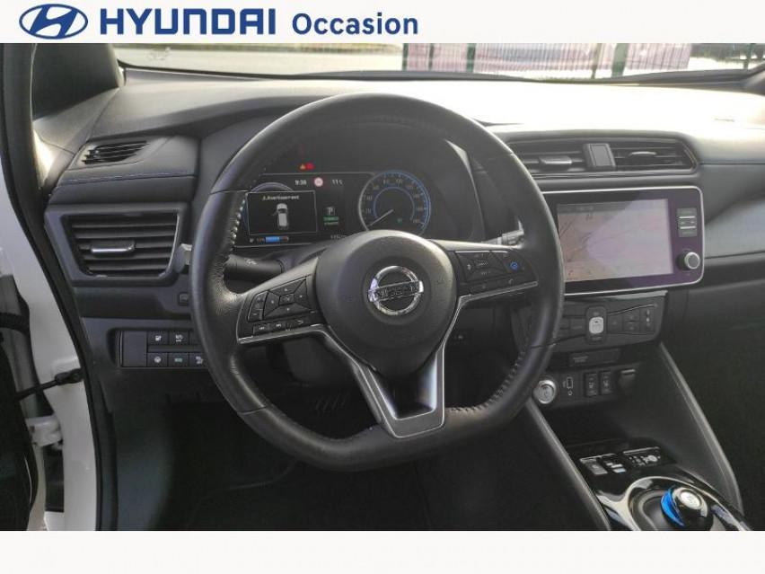 Photo voiture NISSAN Leaf 150ch 40kWh Tekna 19     occasion en vente à Castres à 22990 euros