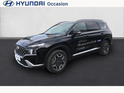 Photo de l'offre HYUNDAI Santa Fe Fe FL HEV 230 BVA6 Executive à 45290 € chez Siala Autos